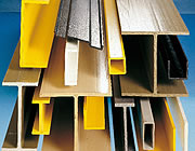 Pultruded profiles