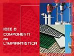 catalogo sull'impiantistica industriale di Ticomm & Promaco in italiano
