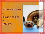 catalogo sulle tubazioni e sui raccordi in platisca e vetroresina